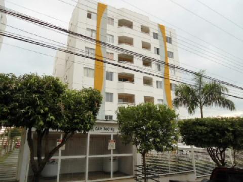 Apartamento Residencial à venda, Jardim Mariana, Cuiabá - AP0128.
