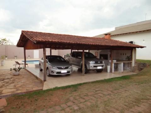 Casa Residencial à venda, Boa Esperança, Cuiabá - CA0148.
