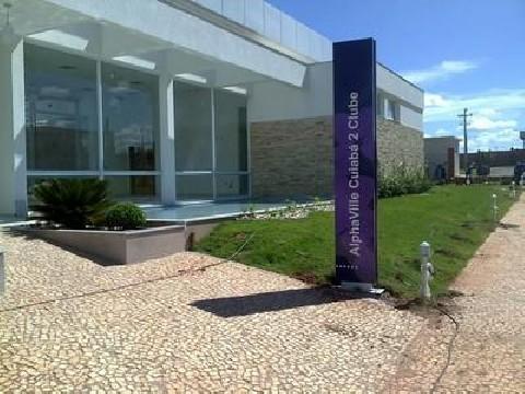 Terreno Residencial à venda, Loteamento Alphaville Cuiabá, Cuiabá - TE0065.