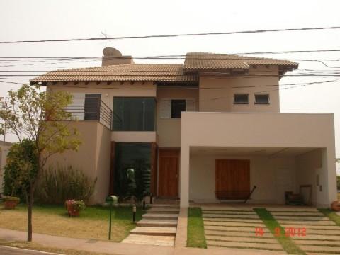 Casa Residencial à venda, Condomínio Florais Cuiabá Residencial, Cuiabá - CA0128.