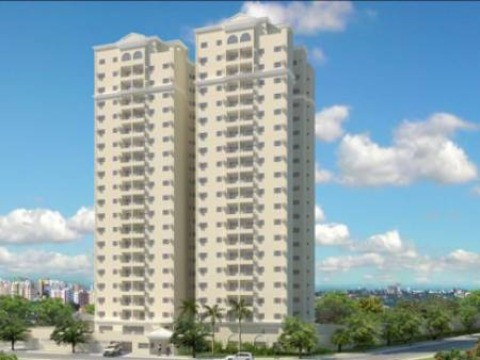 Apartamento residencial à venda, Santa Helena, Sao Georges II, Cuiabá - AP0283.