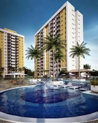 Apartamento residencial à venda, Morada do Ouro II, Morada do Parque, Cuiabá - AP0164.