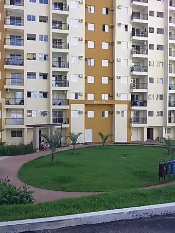 Apartamento Residencial à venda, CPA II, Cuiabá - AP0189.