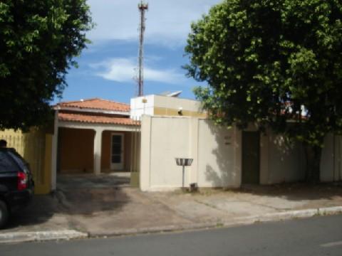 Casa residencial à venda, Jardim Nossa Senhora Aparecida, Cuiabá - CA0201.