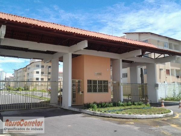 Apartamento  residencial à venda. cond. completo - 2Q - terr