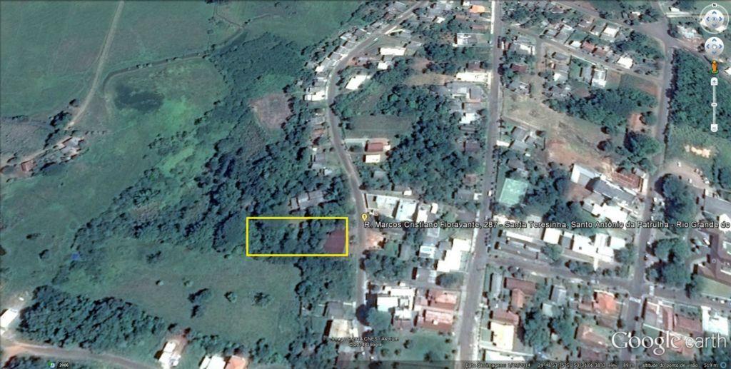 Terreno em Pitangueiras, Santo Antônio Da Patrulha - RS