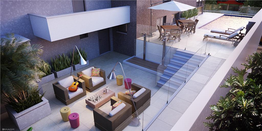 Apartamento de 3 dormitórios à venda em Centro, Torres - RS