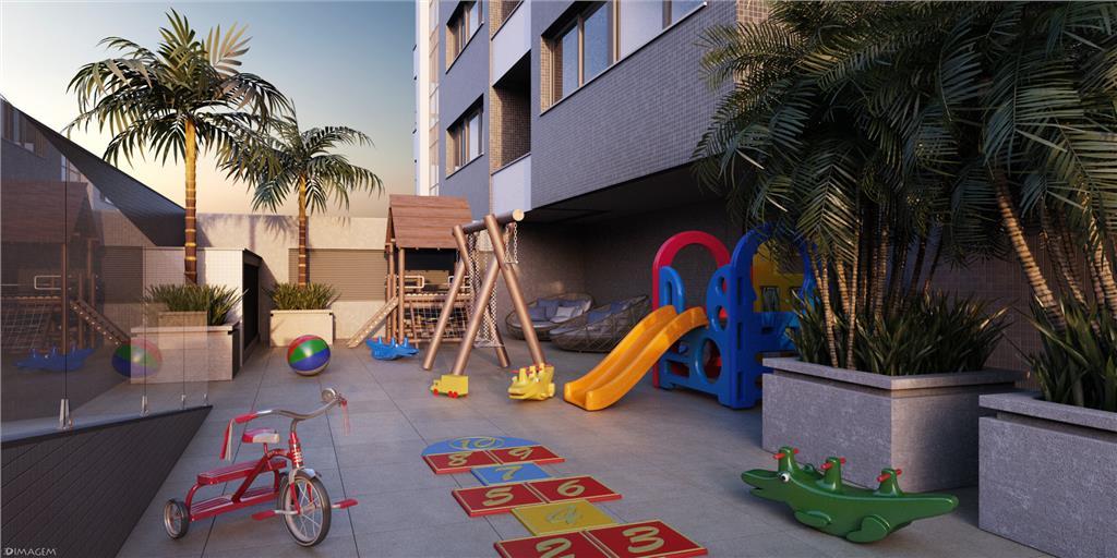 Apartamento de 3 dormitórios em Centro, Torres - RS