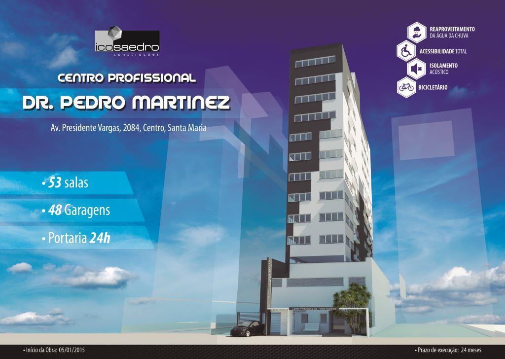 Sala à venda em Centro, Santa Maria - RS