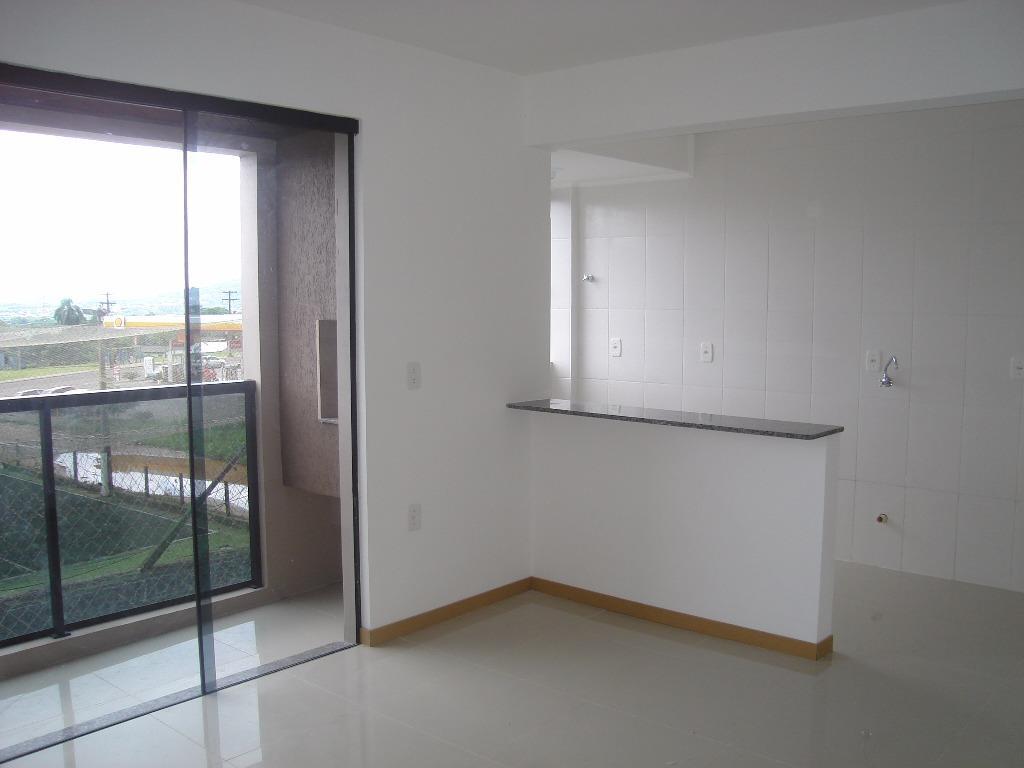 Apartamento de 1 dormitório em Presidente João Goulart, Santa Maria - RS