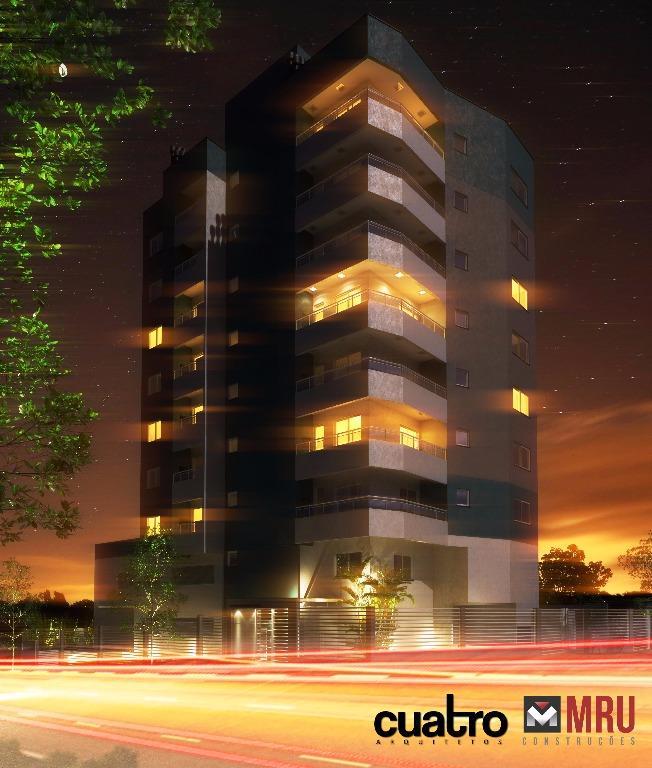 Apartamento de 1 dormitório à venda em Nonoai, Santa Maria - RS