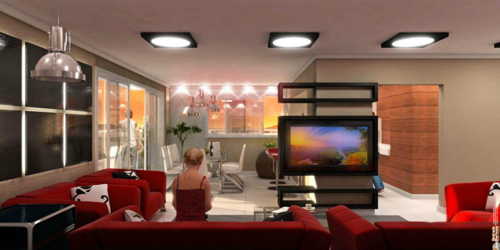 Apartamento de 3 dormitórios em Nossa Senhora De Fátima, Santa Maria - RS
