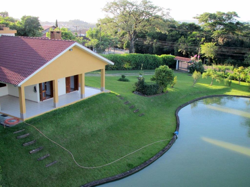 Casa de 4 dormitórios em Vista Alegre, Ivoti - RS