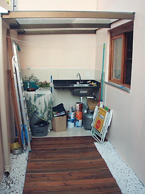 Casa de 2 dormitórios em Rondônia, Novo Hamburgo - RS