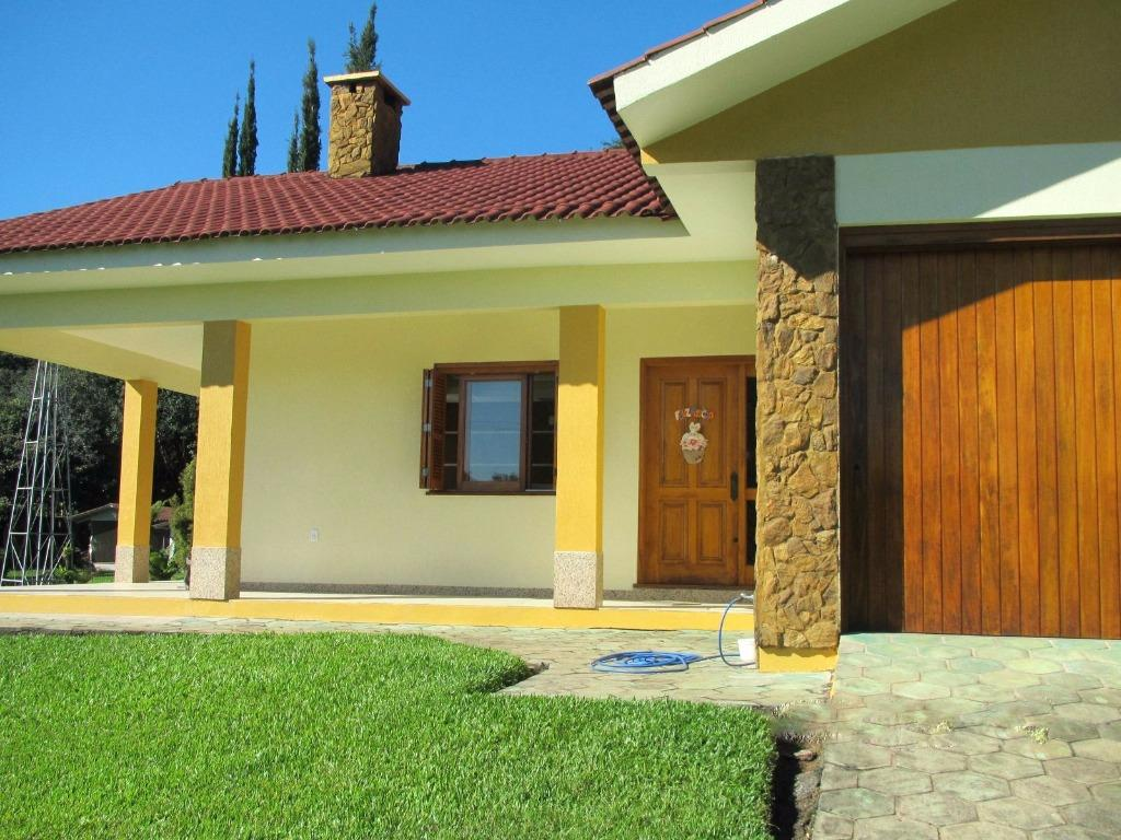 Casa de 4 dormitórios à venda em Vista Alegre, Ivoti - RS