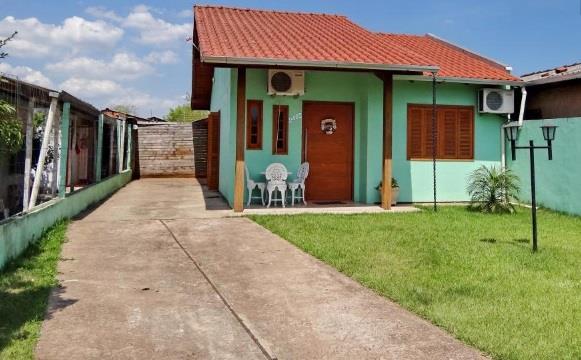 Casa de 2 dormitórios à venda em Canudos, Novo Hamburgo - RS