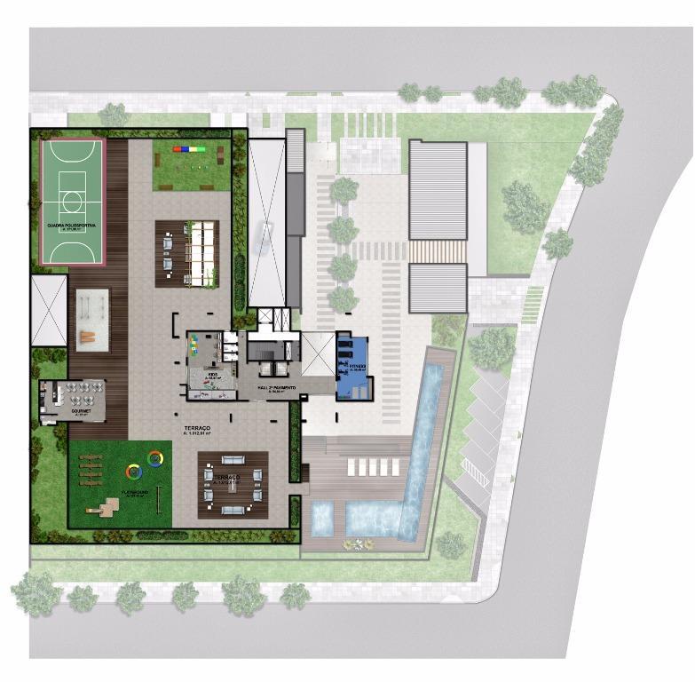 Apartamento de 3 dormitórios em Mauá, Novo Hamburgo - RS