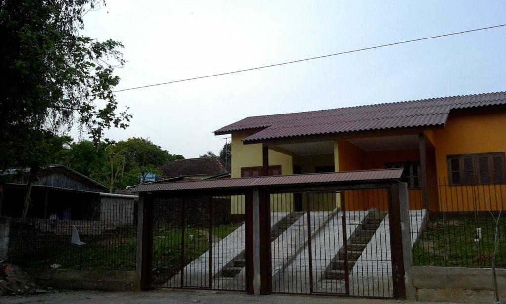 Casa de 2 dormitórios em Guarani, Novo Hamburgo - RS