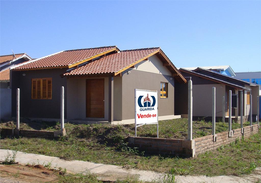 Casa de 2 dormitórios à venda em Lagoa Azul, Estância Velha - RS