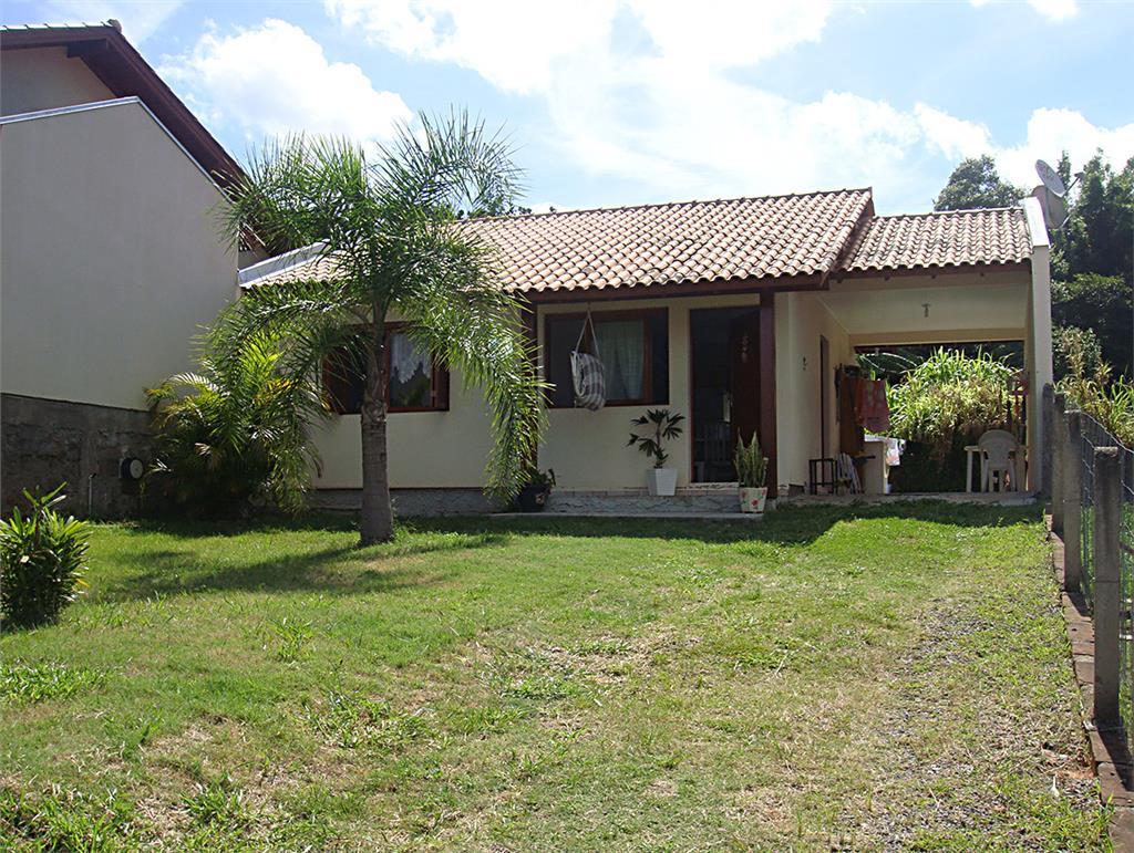 Casa de 2 dormitórios em Sol Nascente, Estância Velha - RS