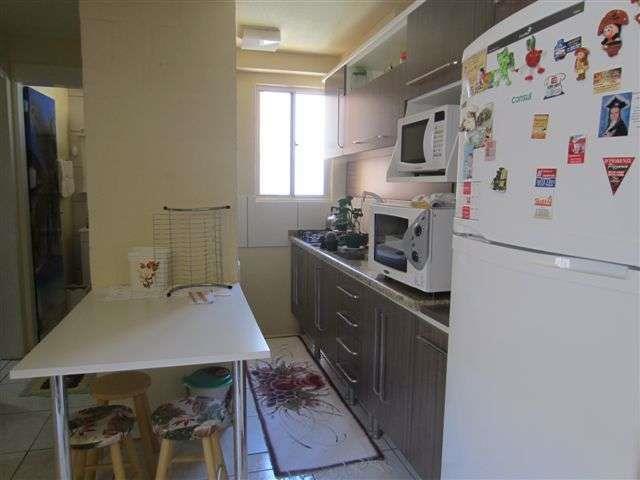Apartamento de 2 dormitórios em De Lazzer, Caxias Do Sul - RS