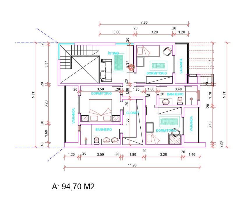 Casa de 3 dormitórios à venda em Hamburgo  Velho, Novo Hamburgo - RS