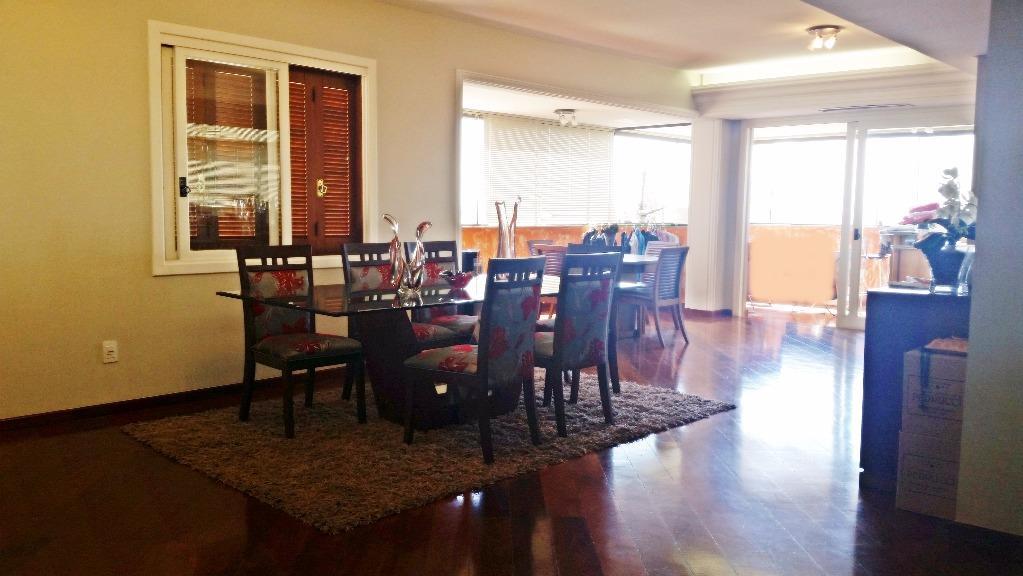 Apartamento de 4 dormitórios em Santa Tereza, Porto Alegre - RS