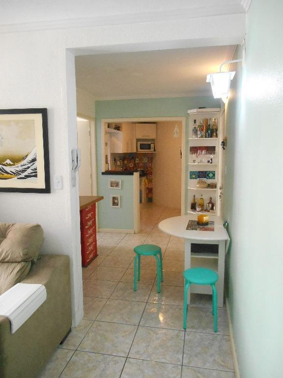 Apartamento de 1 dormitório em Mont Serrat, Porto Alegre - RS