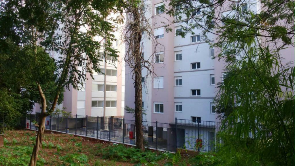 Apartamento de 2 dormitórios em São José, Porto Alegre - RS