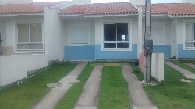 Casa de 2 dormitórios em Belém Velho, Porto Alegre - RS