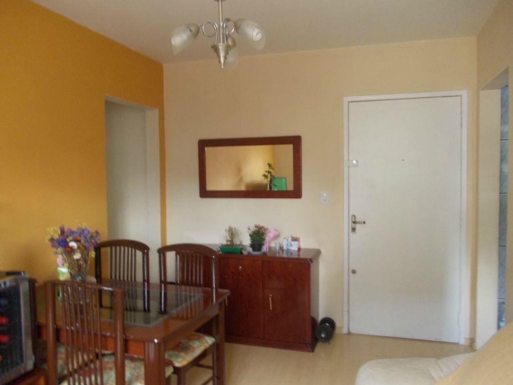 Apartamento de 1 dormitório em Nonoai, Porto Alegre - RS