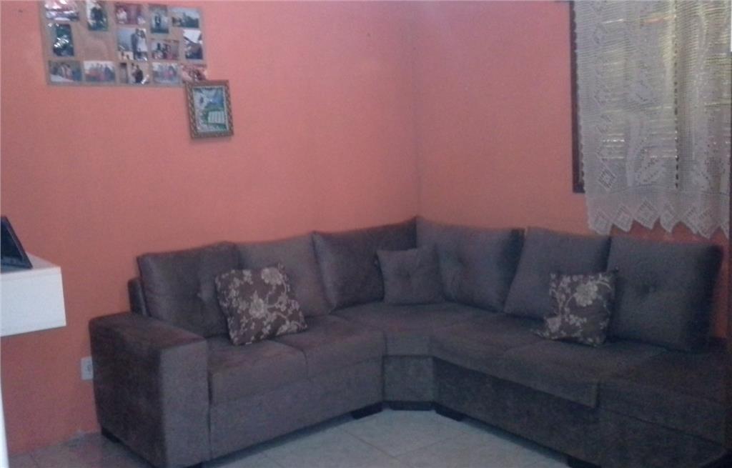 Casa de 1 dormitório em Restinga, Porto Alegre - RS