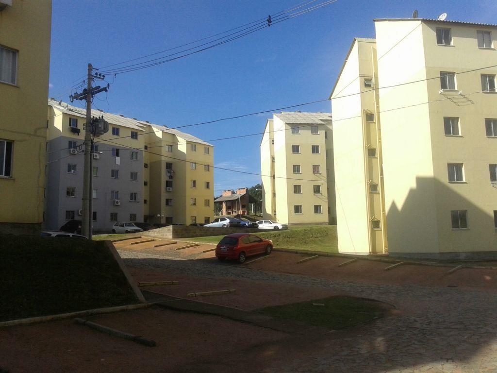 Apartamento de 2 dormitórios em Aberta Dos Morros, Porto Alegre - RS