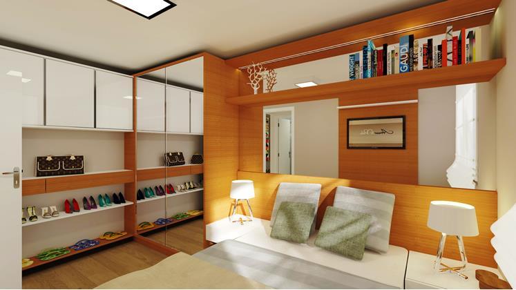 Apartamento de 2 dormitórios em Estância Velha, Canoas - RS