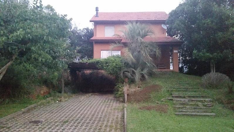 Sobrado de 3 dormitórios em Jardim Krahe, Viamão - RS