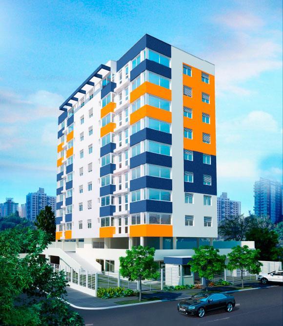 Apartamento de 1 dormitório em Santana, Porto Alegre - RS