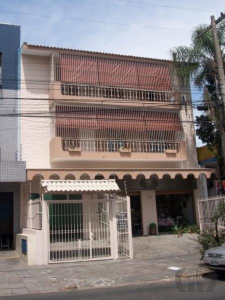 Apartamento de 2 dormitórios em Cristal, Porto Alegre - RS