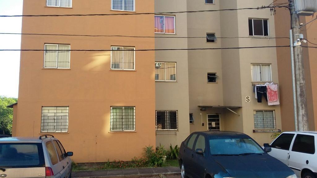 Apartamento de 2 dormitórios em Lomba Do Pinheiro, Porto Alegre - RS