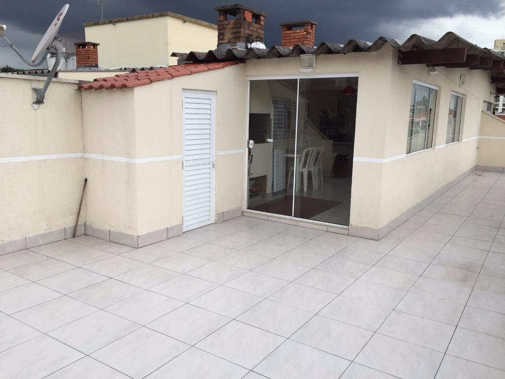 Cobertura de 3 dormitórios em Jardim São Pedro, Porto Alegre - RS