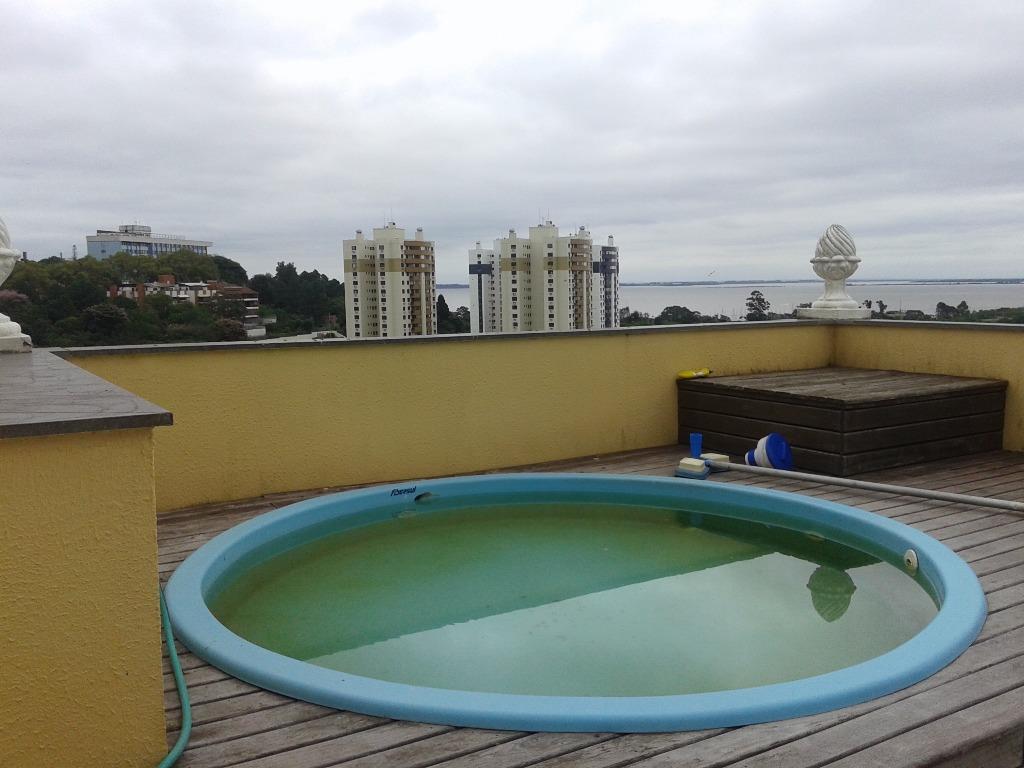 Cobertura de 3 dormitórios à venda em Cristal, Porto Alegre - RS