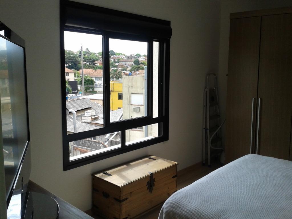 Apartamento de 1 dormitório em Boa Vista, Porto Alegre - RS