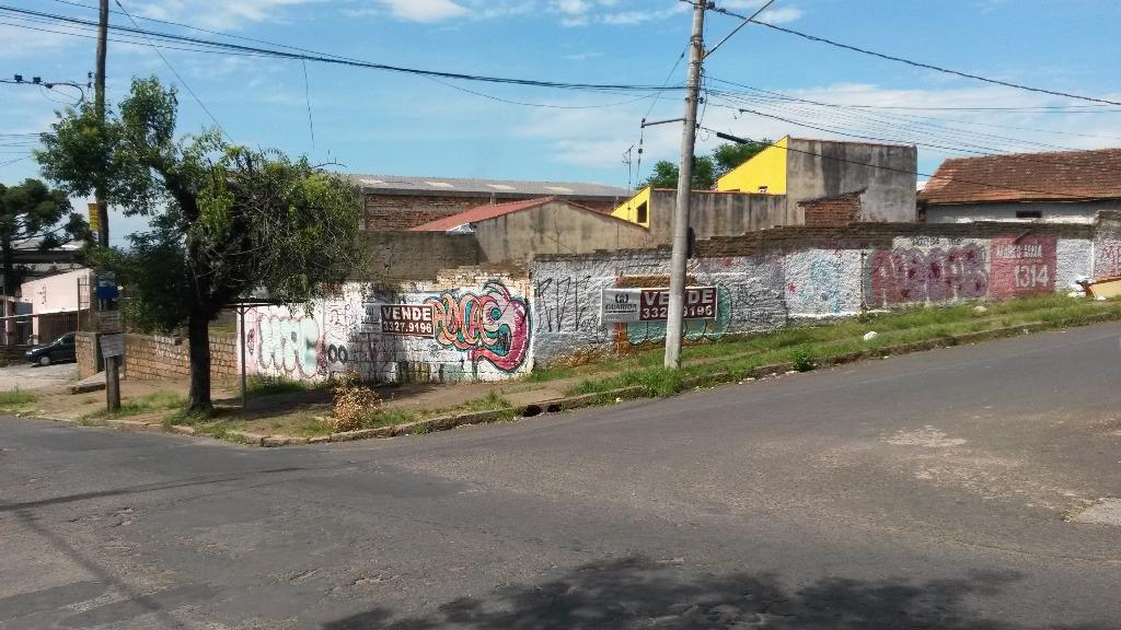 Terreno em Passo Das Pedras, Porto Alegre - RS