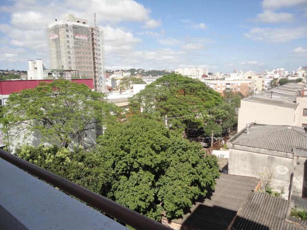 Cobertura de 1 dormitório em Jardim Botânico, Porto Alegre - RS