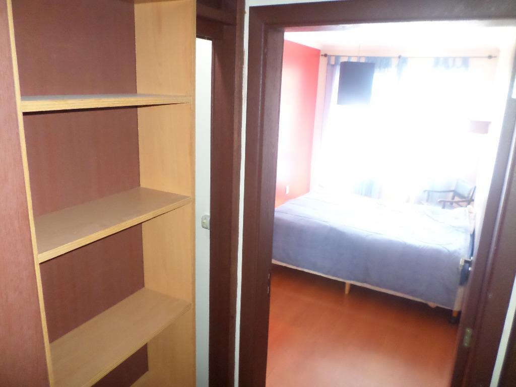 Apartamento de 1 dormitório em Praia De Belas, Porto Alegre - RS
