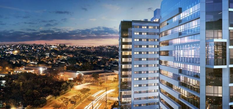 Apartamento Duplex de 1 dormitório em Petrópolis, Porto Alegre - RS