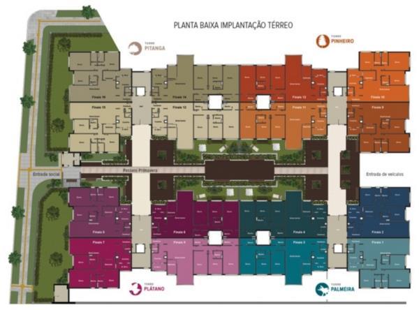 Apartamento de 3 dormitórios em Vila Jardim, Porto Alegre - RS