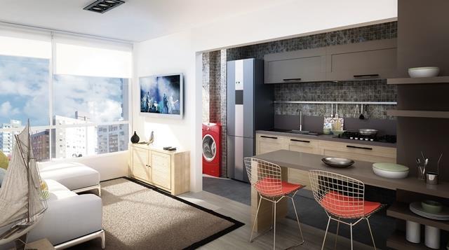 Apartamento de 1 dormitório em Centro, Capão Da Canoa - RS