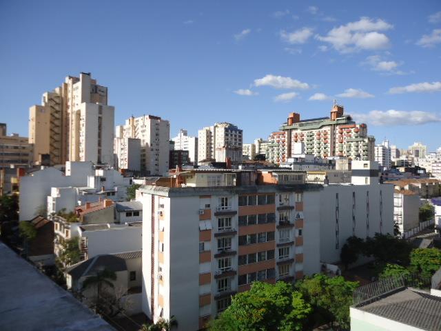 Cobertura de 1 dormitório em Bom Fim, Porto Alegre - RS