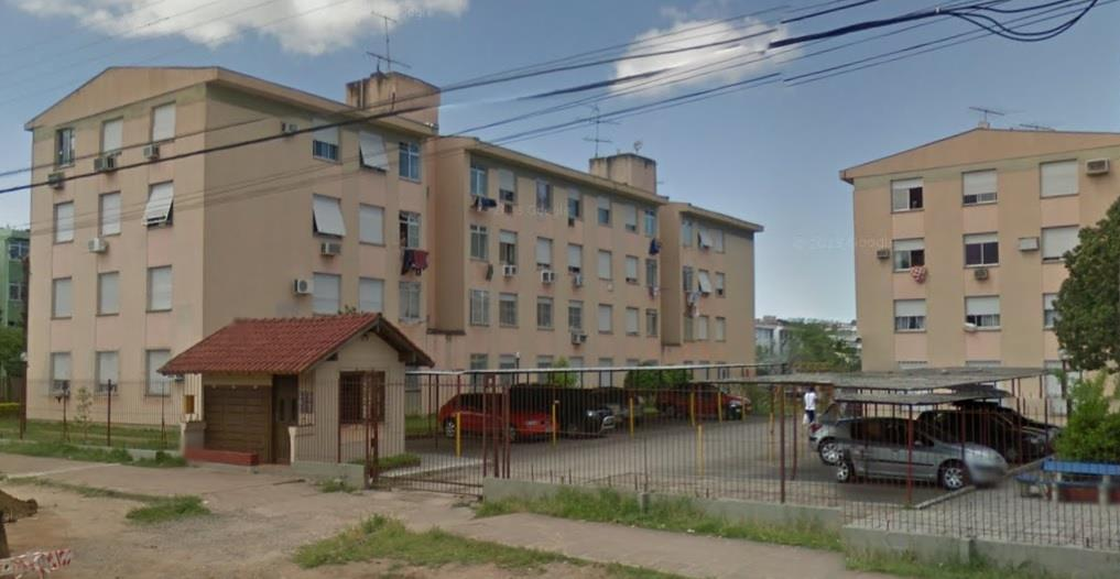 Apartamento de 1 dormitório em Vila Nova, Porto Alegre - RS