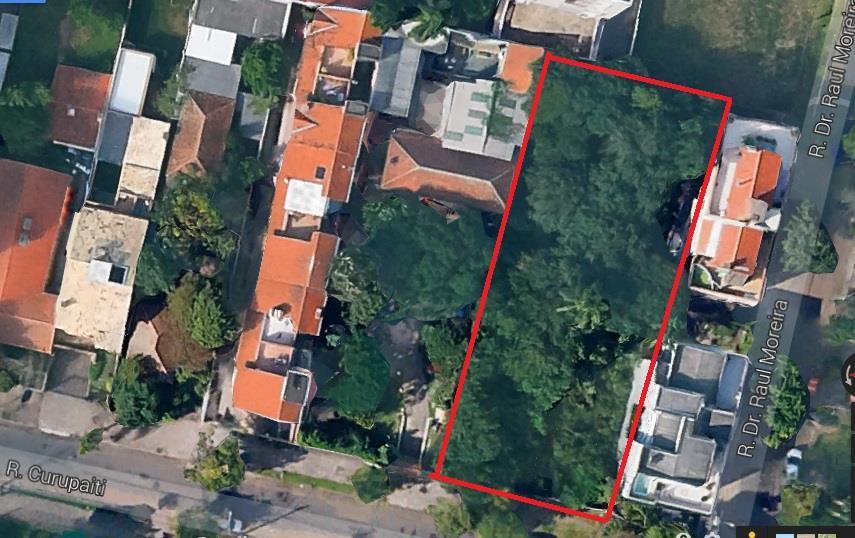Terreno à venda em Cristal, Porto Alegre - RS
